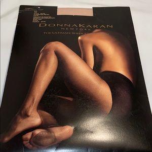 Donna Karen NY /Buff/Tall Ultimate Sheer Hosiery